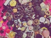Bottoni vintage, collezione unica generazioni