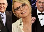 """Pippo Baudo """"Maria Filippi Sanremo 2017?: """"Conti-De scelta intelligente"""" …""""Maria leader, showgirl balla, presenterà farfallina stile Belen."""