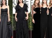 look glam Golden Globe 2017!