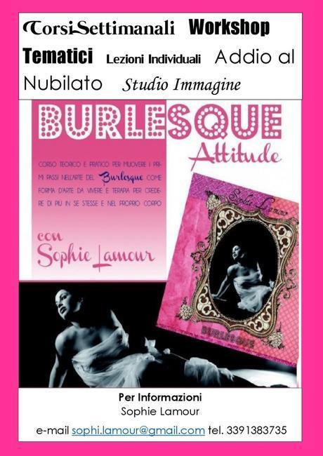 2017 attitude is burlesque