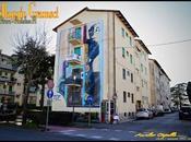 murales Villaggio Gramsci, Pontedera