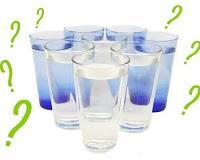 Abbiamo davvero bisogno di dieci bicchieri d'acqua al giorno?