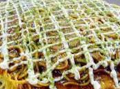 Okonomiyaki Cibo strada Giapponese 3storie