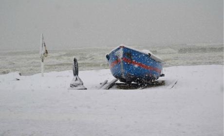 12 Gennaio: la neve al sud!