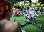 Foto video matrimonio all'insegna divertimento dell'allegria
