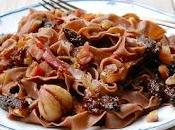 Pappardelle cacao