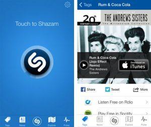Riconoscimento canzoni: Quali app utilizzare