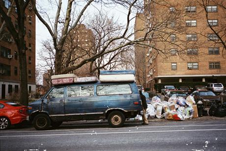 New York Photographed YashikaT4