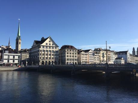 Un giorno a Zurigo, tra tradizione e modernità