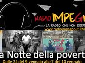 Notte della povertà Ancora Pianocasa Polverini Zingaretti Basta friggitorie centro newsletter gennaio 2017
