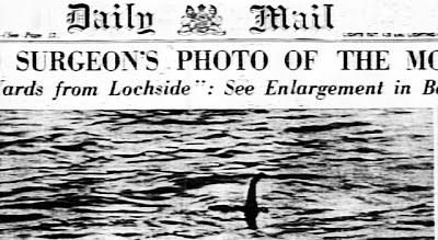 Svelato il mistero del mostro del Loch Ness?