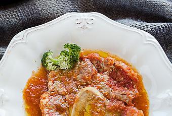 Ossobuco stufato alle verdure paperblog for Cucinare ossobuco