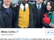 News Misha Collins Timeless!