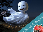 L'Amanita#75 Cartoline L'Amanita fantasma Ancora saluti dall'America