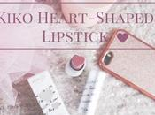Kiko Heart-Shaped Lipstick