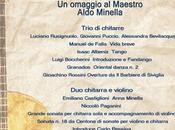 MILANO Ragazzi concerto! Omaggio Aldo Minella Auditorium Giorgio Gaber Palazzo Pirelli