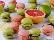 Macarons Agrumi Cioccolato