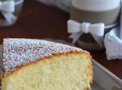 milk sponge cake ovvero torta latte caldo