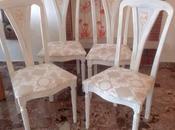 Come recuperare delle vecchie sedie