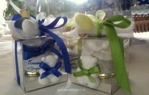 Idee bomboniere Battesimo bimbo utili e green