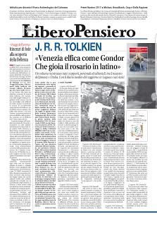 Tolkien e l'Italia: Recensione n. 2 su