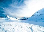Musica video sulla neve