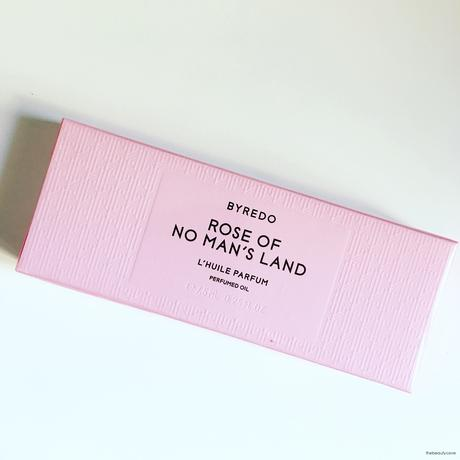 IL PROFUMO: ROSE OF NO MAN'S LAND di BYREDO • OLIO PROFUMATO ROLL-ON