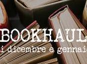 Bookhaul dicembre gennaio