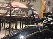 Scrambler Ducati Factory Food
