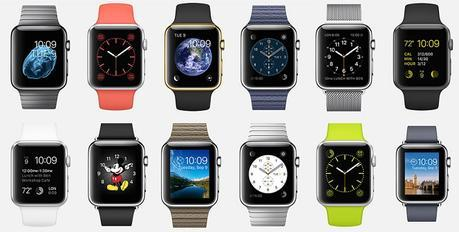 Modalità cinema per Apple Watch