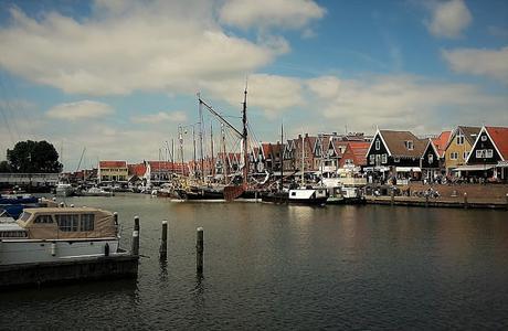 Viaggio in Olanda: Volendam in un giorno di quasi estate