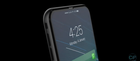 Nuovo video concept dell' iPhone 8/iPhone X
