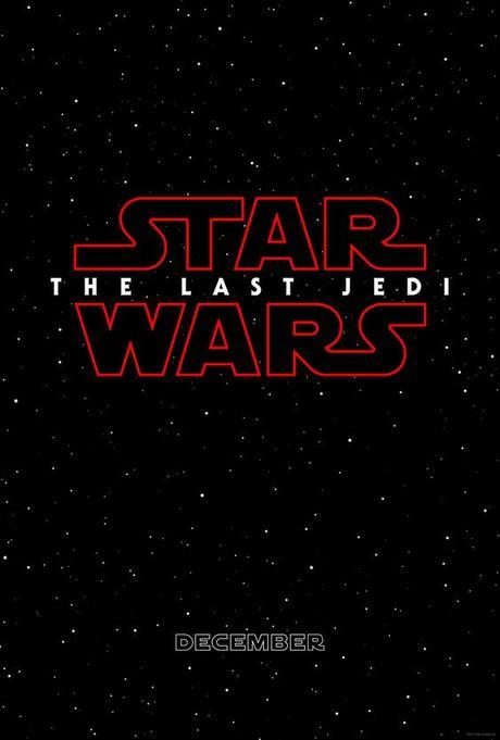 It's official. STAR WARS: THE LAST JEDI is the next chapter of the Skywalker saga. In theaters this December. http://www.starwars.com/news/the-official-title-for-star-wars-episode-viii-revealed?cmp=smc%7C785924868:
