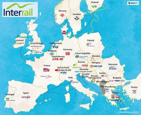 Viaggi in Europa in treno: quali pass e biglietti scegliere?