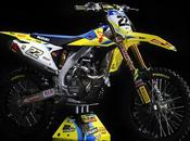 Suzuki RM-Z World MXGP Team 2017