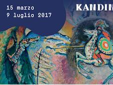 Kandinskij, cavaliere errante. viaggio verso l'astrazione Milano