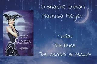 Gruppo di lettura - Cinder - [ Cronache Lunari 1# ]