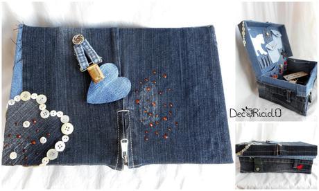 Scatola porta gioielli trucchi cuori e fiori paperblog - Scatole porta indumenti ...