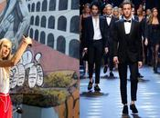 Millennials mode. Fendi Dolce Gabbana corteggiano.