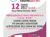 Billion Rising 2017 Menfi: stasera flash Piazza Vittorio Emanuele