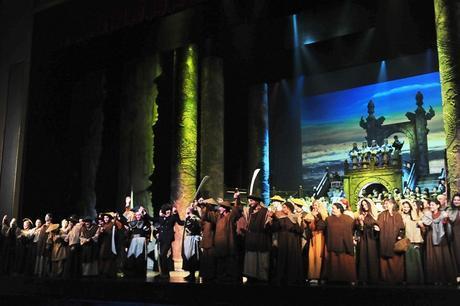 Audizioni presso Coro Lirico siciliano
