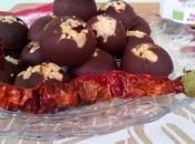 Cioccolatini alla Nocciolata Peperoncino