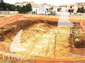 Scoperto antico tracciato alle porte Roma