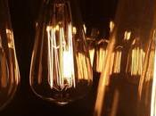 Stile industriale illuminazione vintage