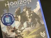prime copie Horizon Zero Dawn sono nelle mani alcuni utenti, qualche parte Notizia