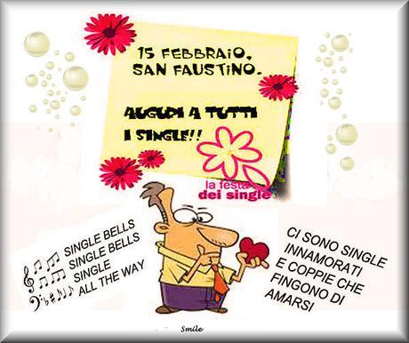 San Faustino festa dei single.