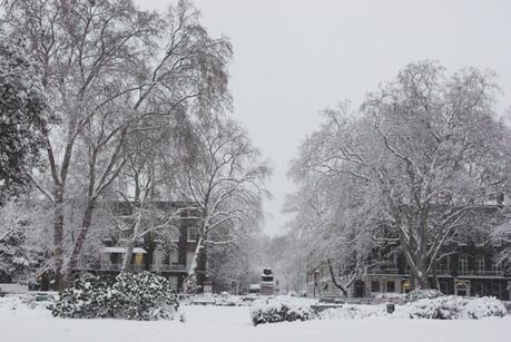 Londra con la neve: consigli per un piacevole viaggio nella City