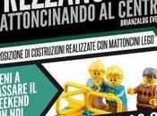 TREZZANO NAVIGLIO Mattoccinando centro mostra delle sculture Lego febbraio 2017