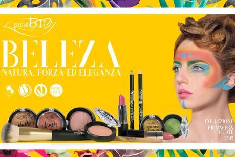 PuroBio collezione Beleza primavera-estate 2017