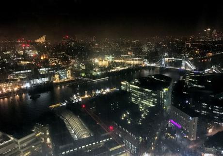 Londra: 3 ristoranti panoramici per una vista mozzafiato